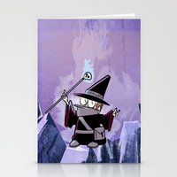 Harold The Evil Necroman… Stationery Cards
