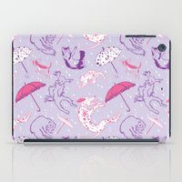 Raining Cats And Dogs iPad Case