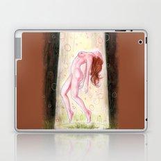 beam me up Laptop & iPad Skin