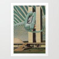 Hang Up The Phone Art Print