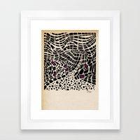 - Serum - Framed Art Print