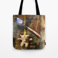 The Care And Feeding Of … Tote Bag
