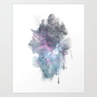 Cardiocentric Art Print