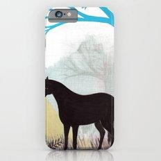 The Stillness of Horses iPhone 6 Slim Case