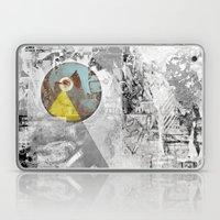 Décollage °Urbana^ Mon… Laptop & iPad Skin