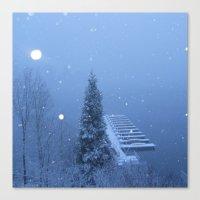 Lake Arrowhead Canvas Print