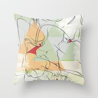 G4 Throw Pillow