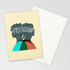 Friendship Grows Stationery Cards