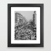 Cairo Framed Art Print