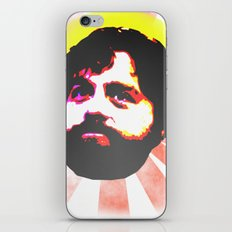 Zach Galifianakis Died for our Sins iPhone & iPod Skin