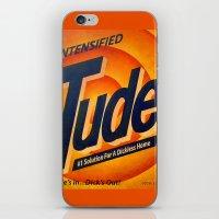 Intensified Tude iPhone & iPod Skin