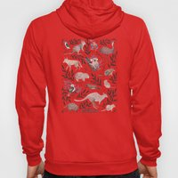 Animals of Australia Field Guide Hoody