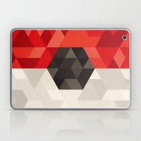 Pokeball Laptop & iPad Skin