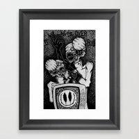 21st Century Anesthesia  Framed Art Print