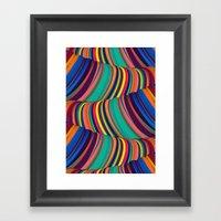 Mapel Framed Art Print