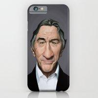 Celebrity Sunday - Robert De Niro iPhone 6 Slim Case
