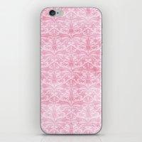 Shabby Damask iPhone & iPod Skin