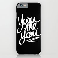 You Are You iPhone 6 Slim Case