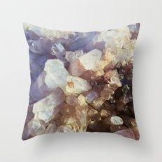 Crystal Magic Throw Pillow