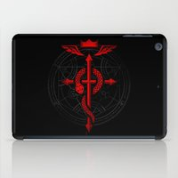 Full of Alchemy - Fullmetal alchemist iPad Case