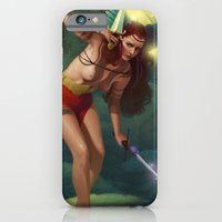 iPhone & iPod Case featuring En Garde by Kelly Perry
