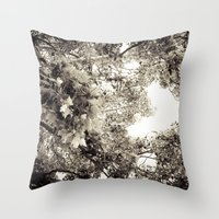 The Tree Of Love Throw Pillow