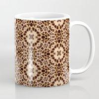 Leopard Kaleidoscope Wil… Mug