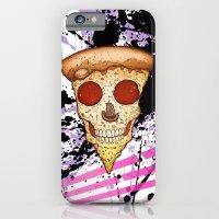 Skull Slice iPhone 6 Slim Case