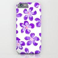 Posey Power - Purple Multi iPhone 6 Slim Case