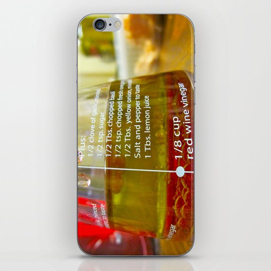 Mad Scientist  iPhone & iPod Skin
