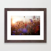 Beautiful Nature Framed Art Print