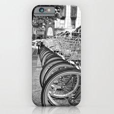 Bike Rack in Dublin iPhone 6 Slim Case