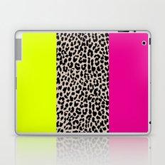 Leopard National Flag X Laptop & iPad Skin