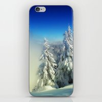 Frozen Top iPhone & iPod Skin