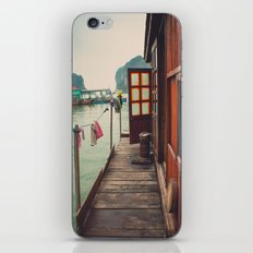 Fisherman's Backyard iPhone & iPod Skin
