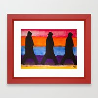 Progresso Framed Art Print