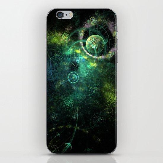 Feeling Spacey iPhone & iPod Skin