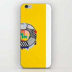 D for …. iPhone & iPod Skin