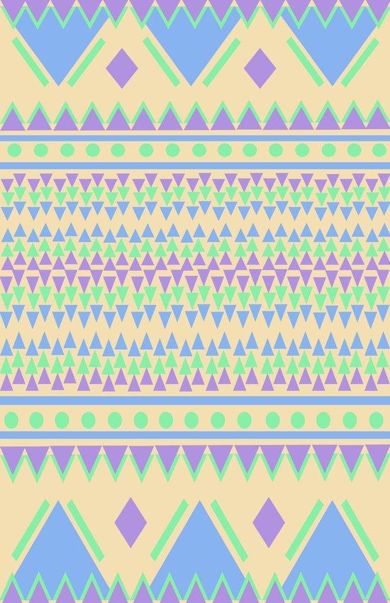 TriangleTraffic Art Print