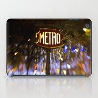 Metro Love iPad Case