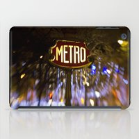 Metro Love iPad Case