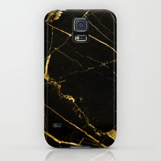 Black Beauty V2 #society6 #decor #buyart Slim Case Galaxy S5