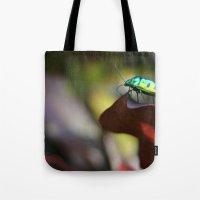 Iridescent Bug (Philippi… Tote Bag