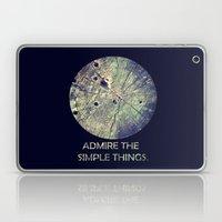 Admire The Simple Things Laptop & iPad Skin