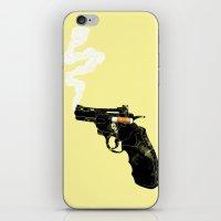 Smoking Gun iPhone & iPod Skin