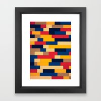Another Brick In The Wal… Framed Art Print