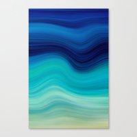 SEA BEAUTY 2 Canvas Print