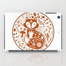 Copper Fox iPad Case