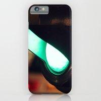 Green Light iPhone 6 Slim Case