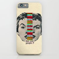 Are You People? iPhone 6 Slim Case